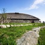 Длинный дом викингов