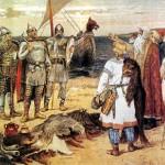 В.Васнецов «Призвание в варяги»