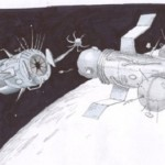 Карикатура А.Цапа