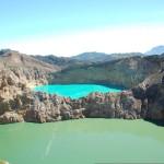 Те же озера в другое время (фото из Интернета)