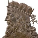 Франкский король Меровей, основатель династии Меровингов