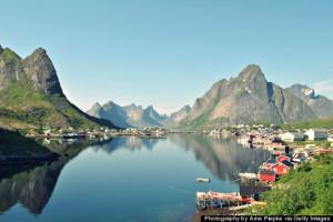 Норвегия - страна счастливых людей