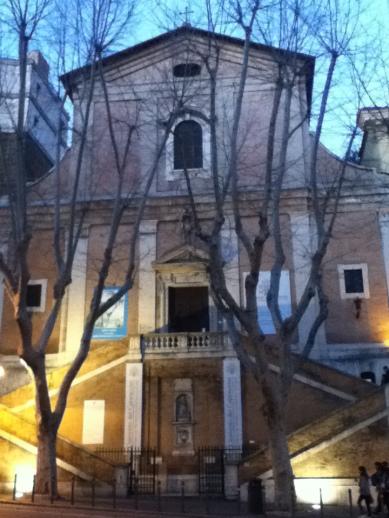 Церковь капуцинов
