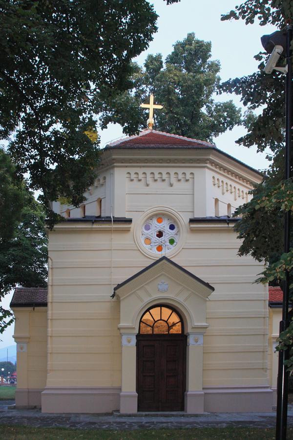 Башня Черепов, Ниш, Сербия