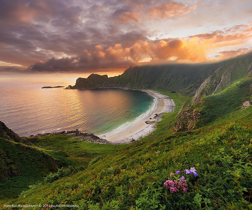 Пляж Хойвика