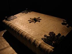 Рукопись Библия дьявола ( Codex Gigas) © MHP