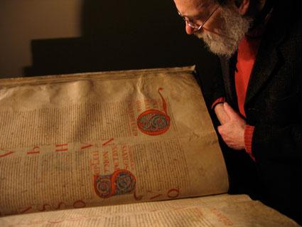 Библия дьявола ( Codex Gigas) © MHP