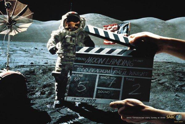 Высадка американцев на Луну. Обман или правда?