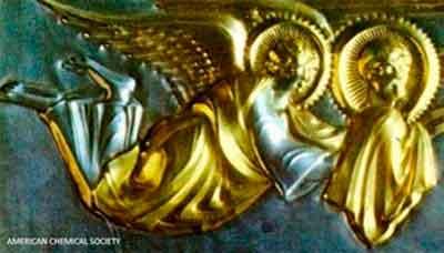 Древние металлические покрытия