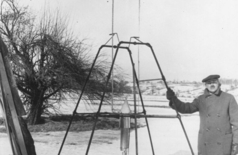 90 лет назад ракета на жидком топливе открыла эру космических путешествий
