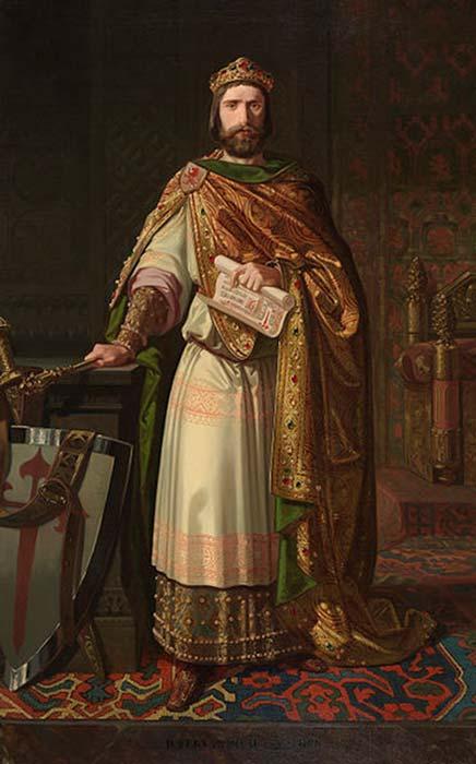 Портрет Фердинанда II. Исидоро Лозано. (museodelprado.es / общественное достояние)