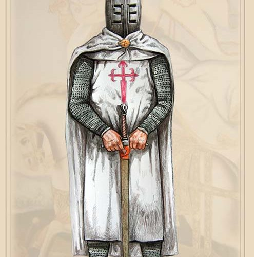 Орден Сантьяго. Рыцари Испании и их священная война