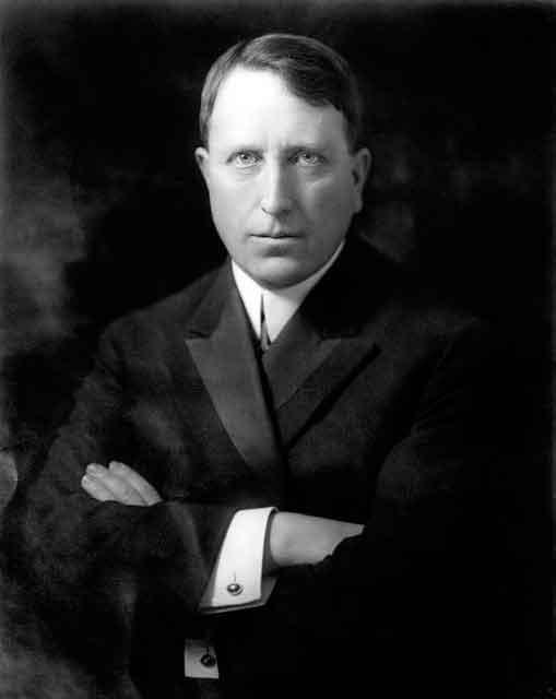 Уильям Рэндольф Херст (изображение с сайта thevintagenews.com)